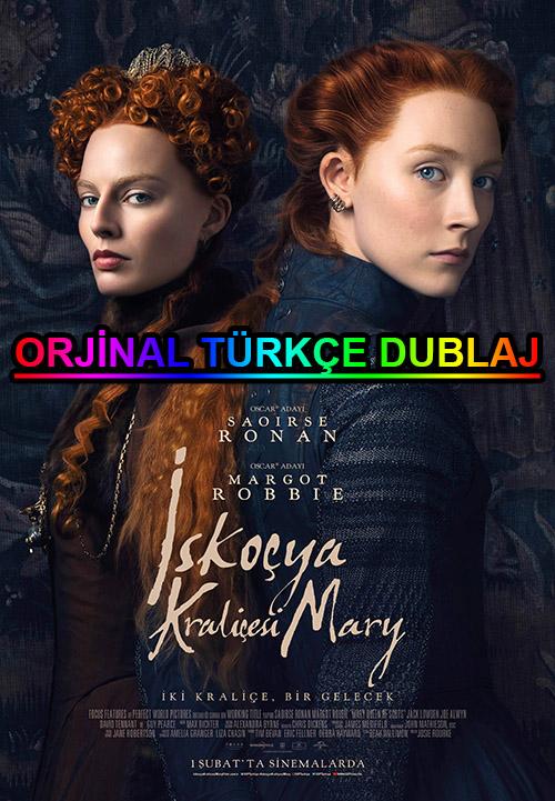 İskoçya Kraliçesi Mary | Mary Queen of Scots | 2019 | BDRip | XviD | Türkçe Dublaj | m720p - m1080p | BluRay | Dual | TR-EN | Tek Link