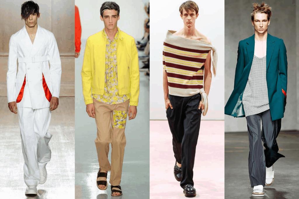 mens fashion Roxburry
