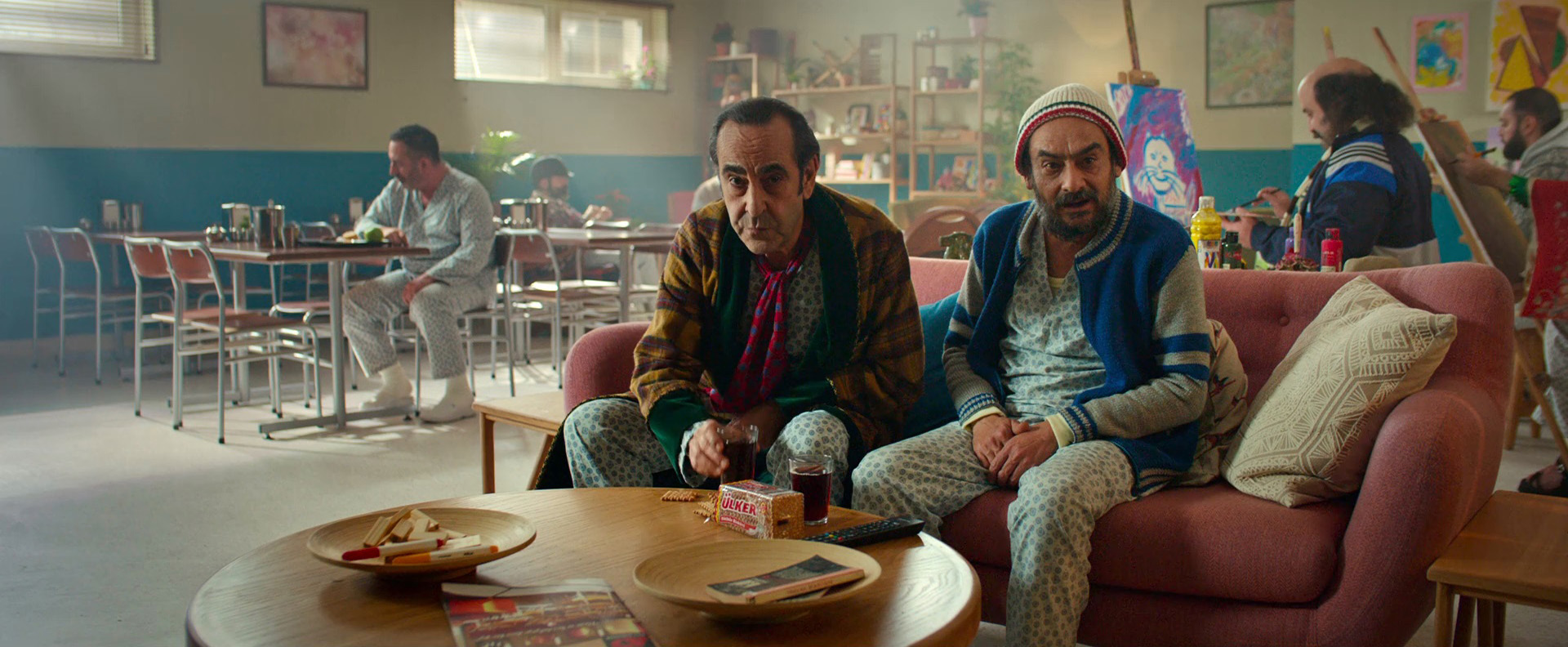 Karakomik Filmler 2: Deli - Emanet | 2020 | Yerli Film | NF | WEB-DL | XviD | Sansürsüz | 720p - 1080p - m720p - m1080p | WEB-DL | Tek Link