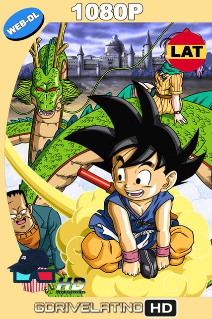 Dragon Ball: El Camino hacia el Poder (1996) WEB-DL 1080p Latino-Japonés MKV