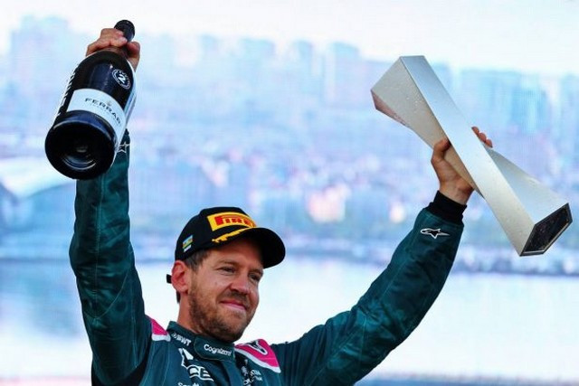 F1 GP d'Azerbaijan 2021 : Victoire Sergio Pérez (Red Bull Racing) 1090762
