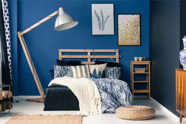 Want To Repaint Your Bedroom Yourself? Learn the Challenges and the Solution
