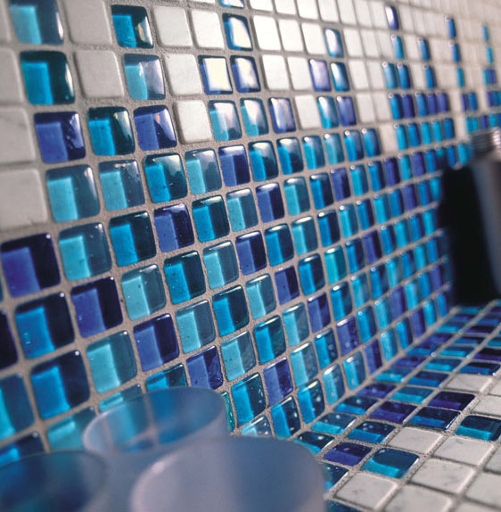 Мозаика для ванны