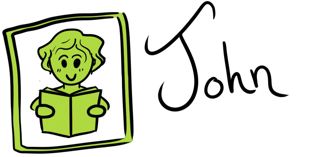 John World Book Day