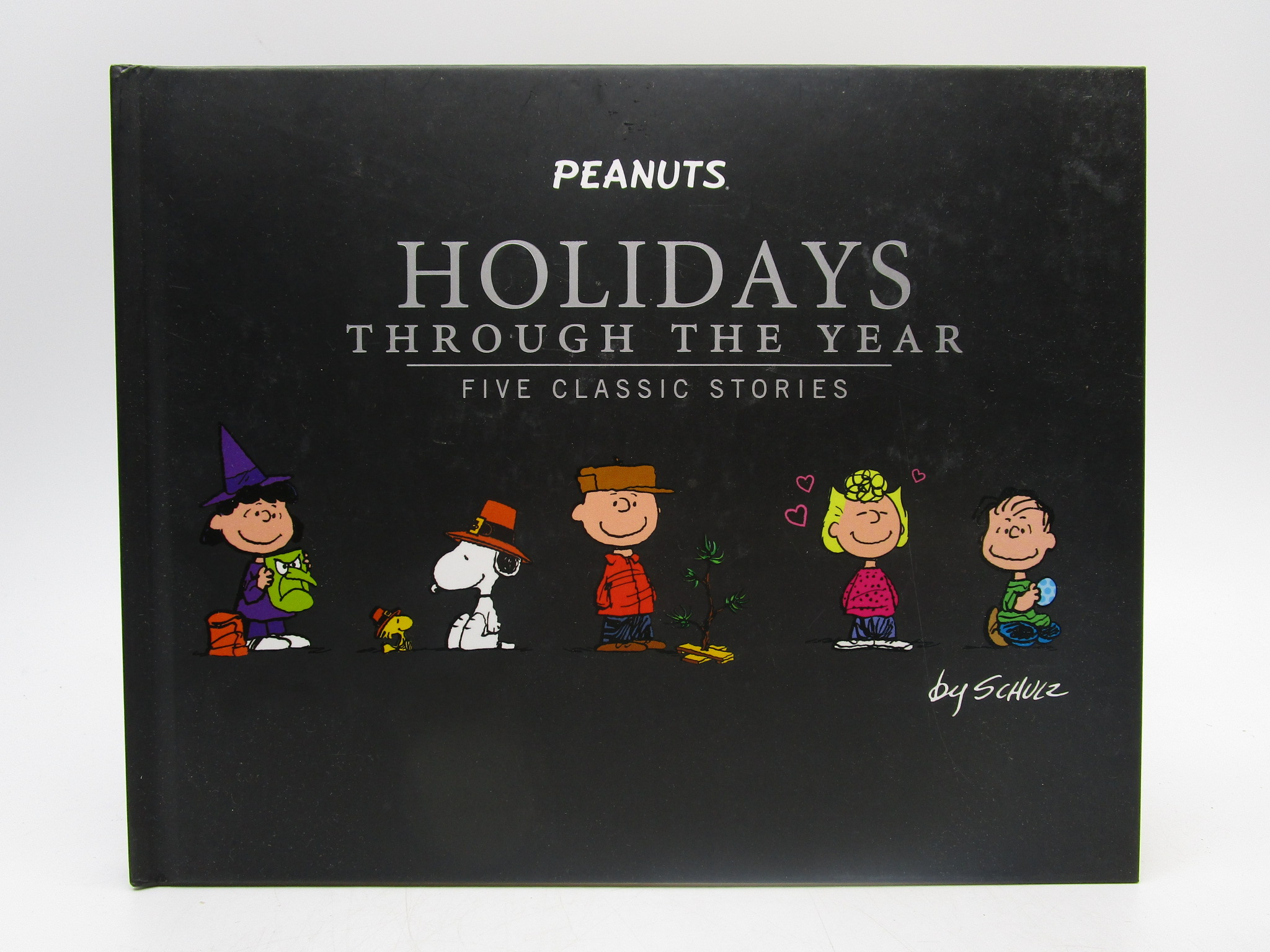 Image for Peanuts Holidays Through the Year: Five Classic Stories