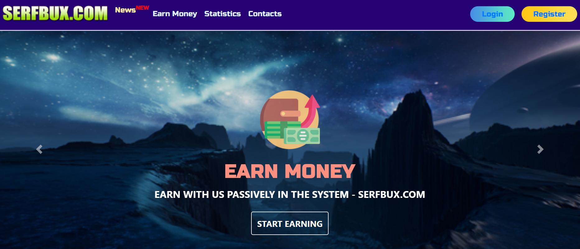 serfbux.com Review – Scam or Paying PTC?