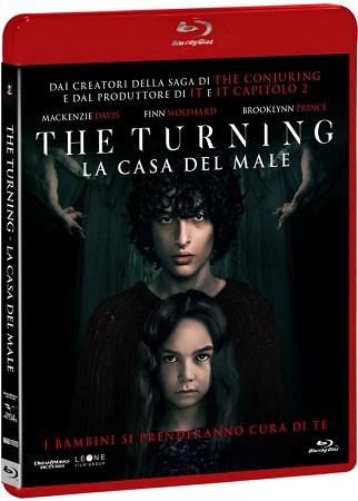 The Turning - La Casa Del Male (2020) .mkv FullHD 1080p AC3 iTA ENG HEVC x265 - DDN