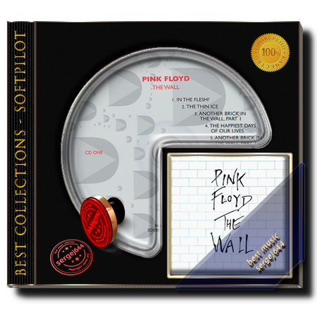 (Progressive, Psychedelic Rock) Pink Floyd - The Wall (Digital Remaster 2011, 2CD) - 1979 [MP3, tracks, 320 kbps]
