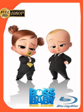 Un Jefe en Pañales 2: Negocios de Familia (2021) BDRip [1080p] Latino [GoogleDrive]