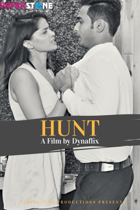 18+ Hunt (2021) DynaFlix Originals Hindi Short Film 720p HDRip 200MB Download