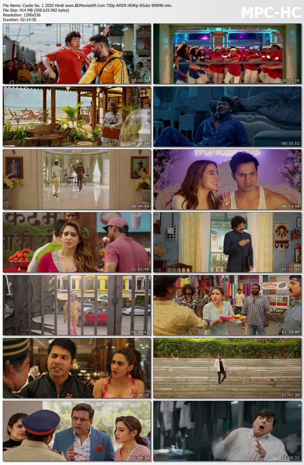 Coolie-No-1-2020-Hindi-www-BDMovies99-Com-720p-AMZN-HDRip-ESubs-900-MB-mkv-thumbs