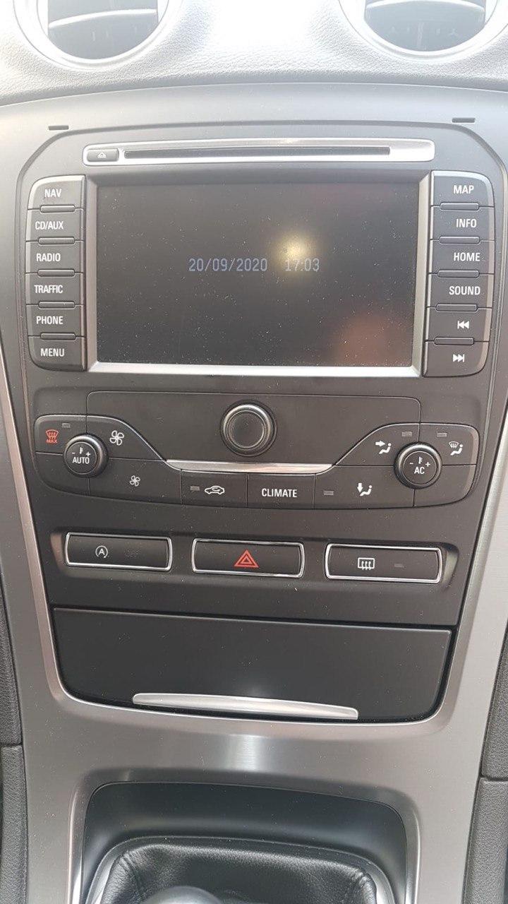 Ford MCA Navegación SD 2020 v10
