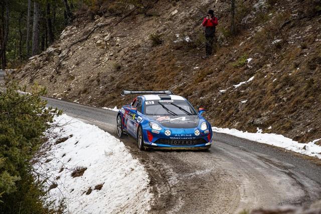 Alpine réussit son retour au Monte-Carlo 2021-Rallye-de-Monte-Carlo-8