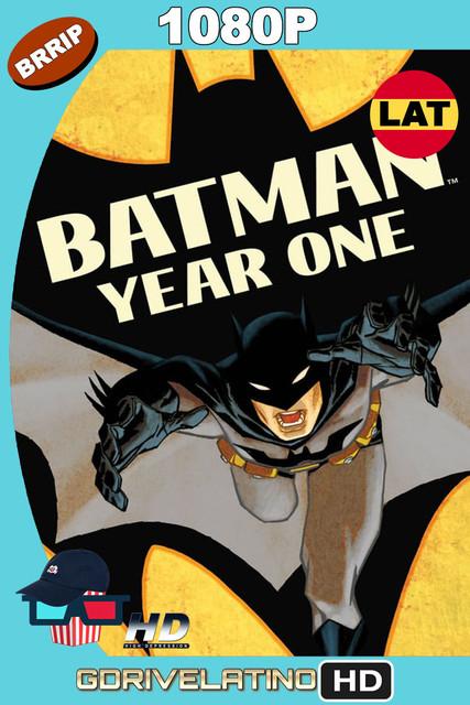 Batman: Año Uno (2011) BRRip 1080p Latino-Inglés MKV