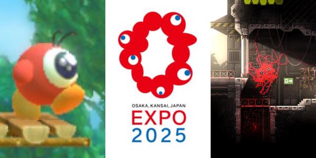 大阪世博會Logo公佈後,推特上除引起了不少有趣的話題,其中包括了『san值下降』『沙耶之歌』『來自深淵』『SCP66』等等各種既視感…… Image