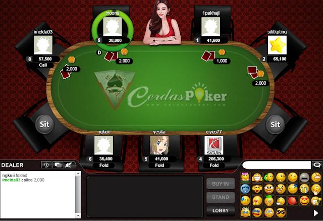 Cara Menang Bermain Dalam Permainan Bandar Poker