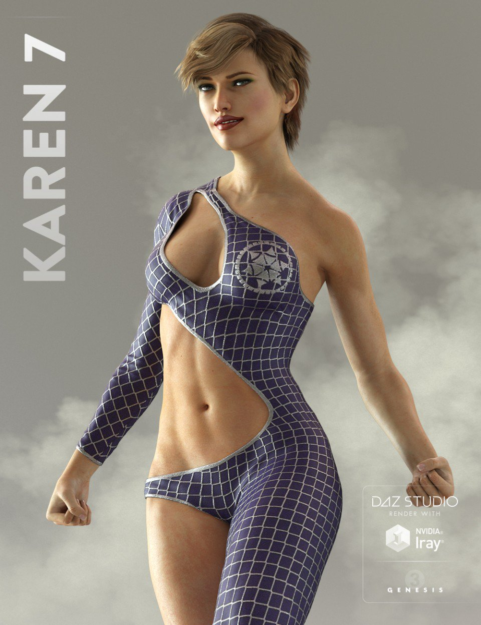 Karen 7 with HD Addon