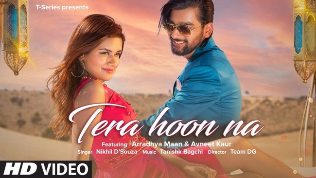 Tera Hoon Na By Nikhil D'Souza Official Music Video (2021) HD