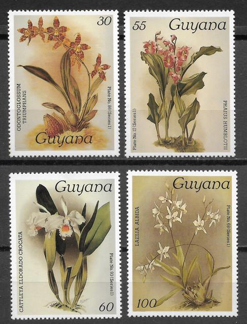 O Guyana 1603