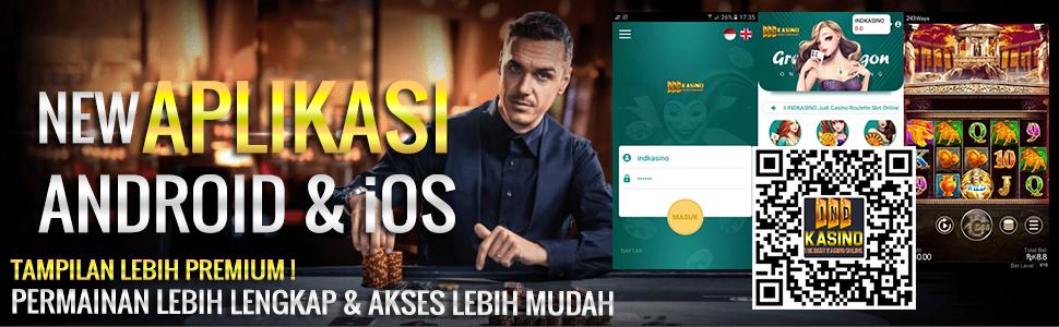 APLIKASI BARU INDKASINO SITUS CASINO ONLINE TERPERCAYA INDONESIA