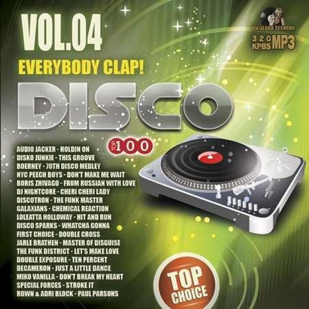 VA - Everybody Clap Disco Party [Vol.04] (2021)
