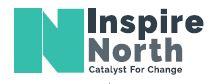 Inspire North logo