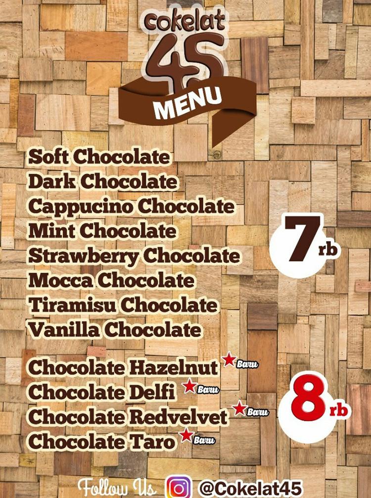 Coklat 45