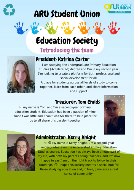 Who Are We? Katrina Carter is the President. Toni Childs is the Treasurer and Kerry Knight is the Administrator