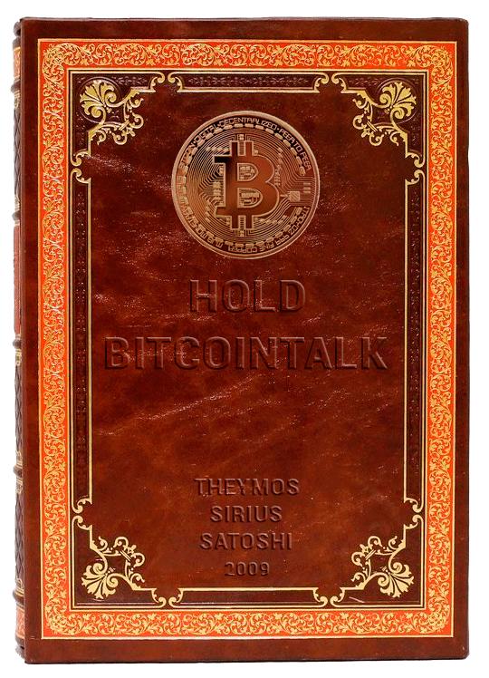 holdbitcointalk