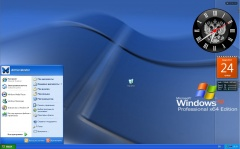 Windows XP Professional x64 Edition SP2 VL RU 2017