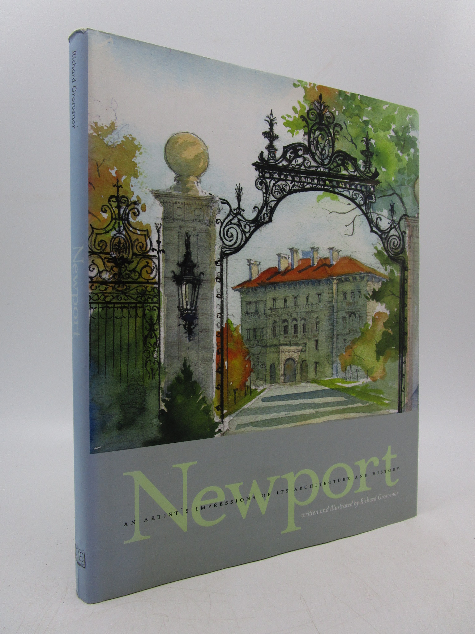 Image for Newport: An Artist's Impressions of Its Architecture and History