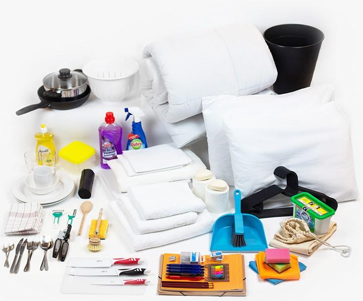 student residence starter kit