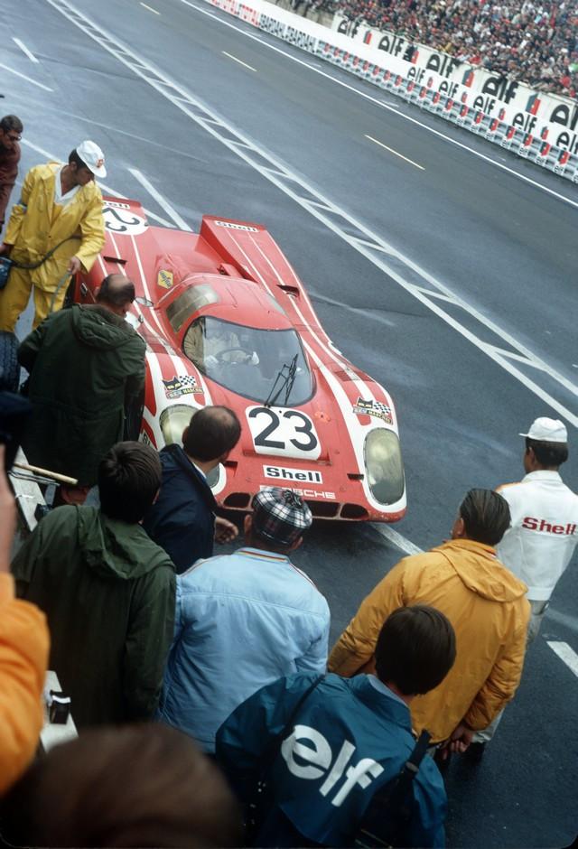 Il y a 50 ans, Porsche a remporté sa première victoire au classement général au 24 Heures du Mans S20-1749-fine