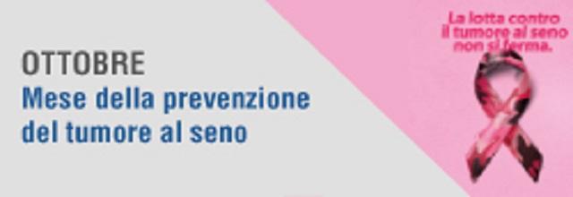 Mese della prevenzione del tumore al seno
