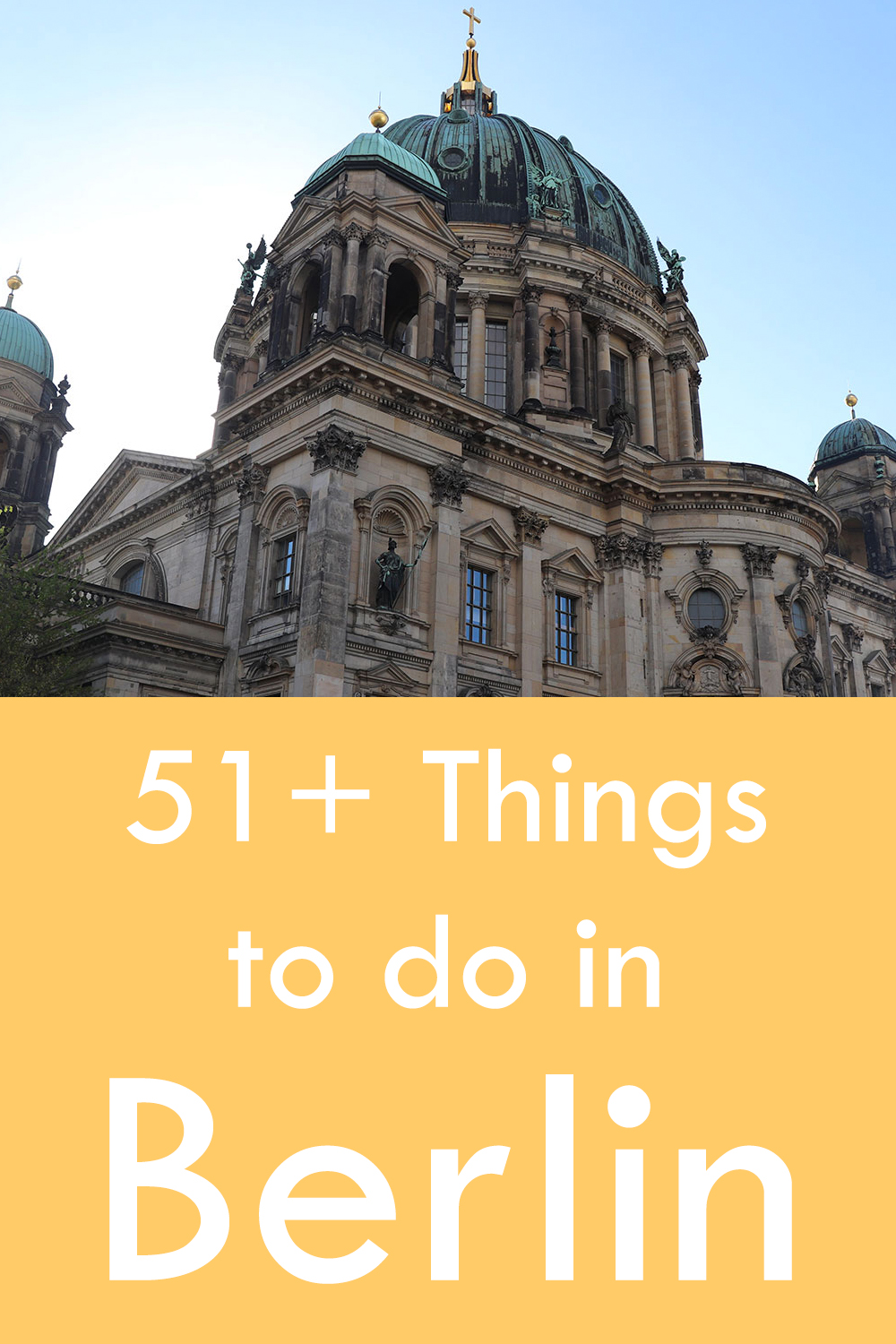 51+ Things to Do in Berlin, Germany
