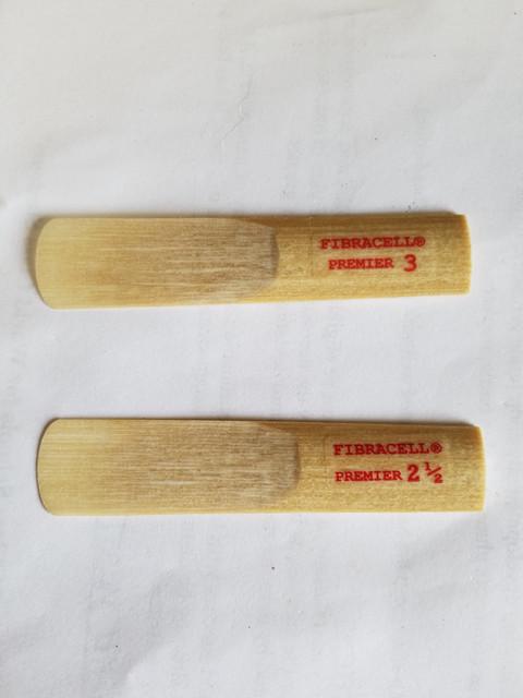 Fibracell-reeds