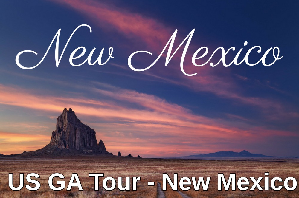 US GA TOUR - New Mexico