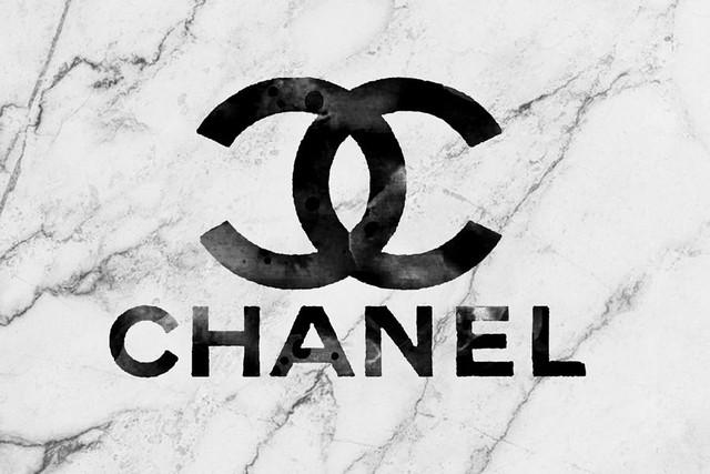 chanel-logo-white-marble-del-art