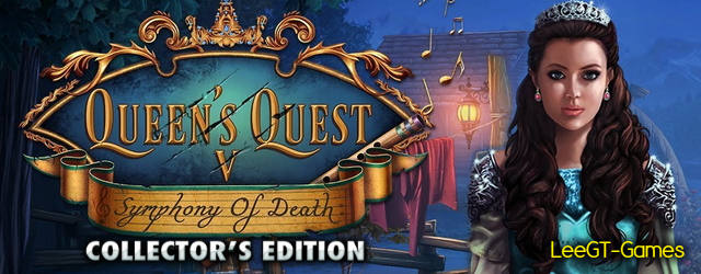 Queen's Quest 5: Symphony of Death Collector's Edition [v.Final]
