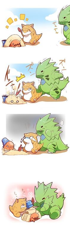 e9101958d8783c0d343b24f27398608a-pokemon-comics-pokemon-stuff