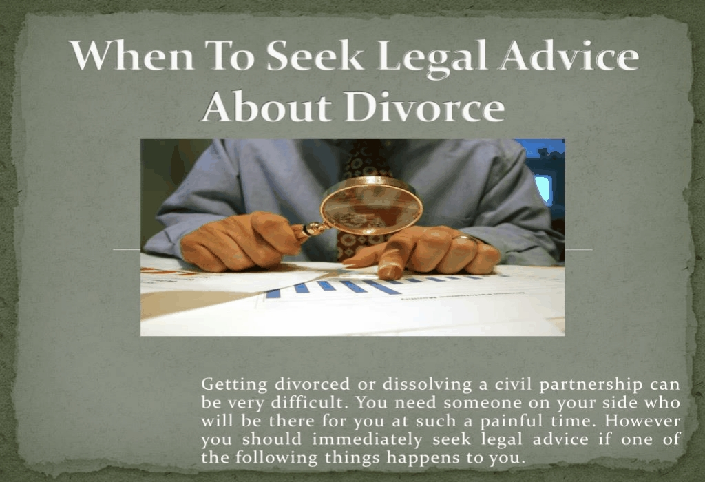 Legal Assistants Advice