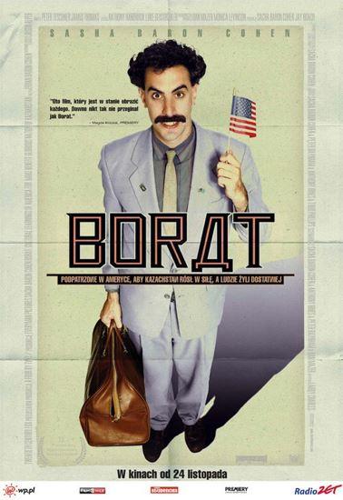 Borat (2006) PL.BRRip.XviD-GR4PE | Lektor PL