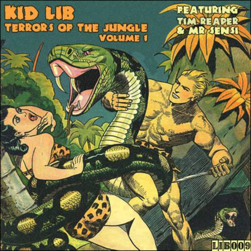 Kid Lib - Terrors Of The Jungle Vol.1 2012