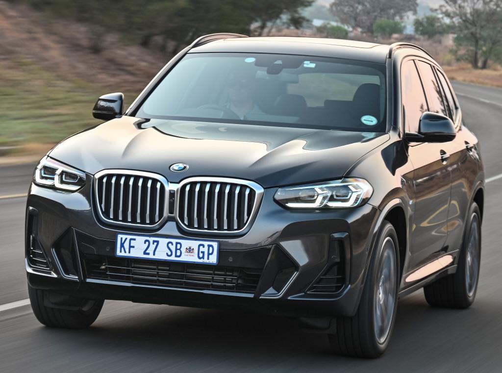 2022 BMW X3 xDrive20d M 스포츠