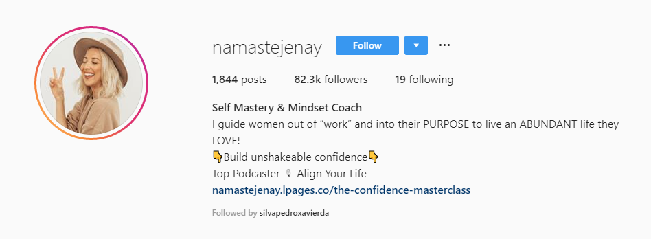 The Namaste Jenay travel product recommended by Jenay Rose on Pretty Progressive.