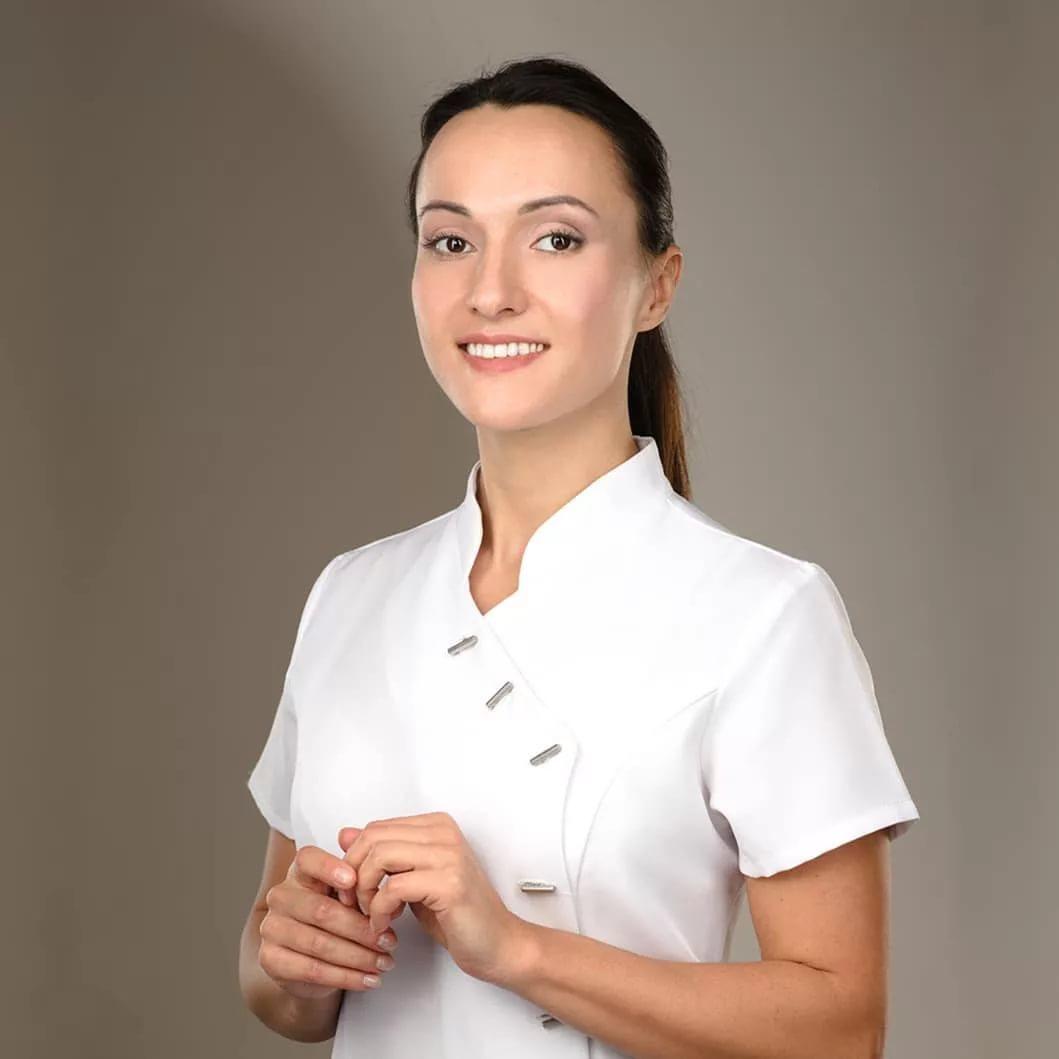 Анастасия Дубинская Ревитоника