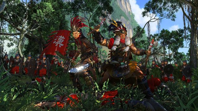 歡迎來到叢林 《Total War: THREE KINGDOMS》《The Furious Wild》擴展包將於9 月3 日推出 Back-To-Back
