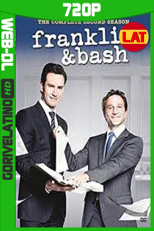 Franklyn & Bash (2012) Temporada 2 WEB-DL 720p Latino-Inglés MKV