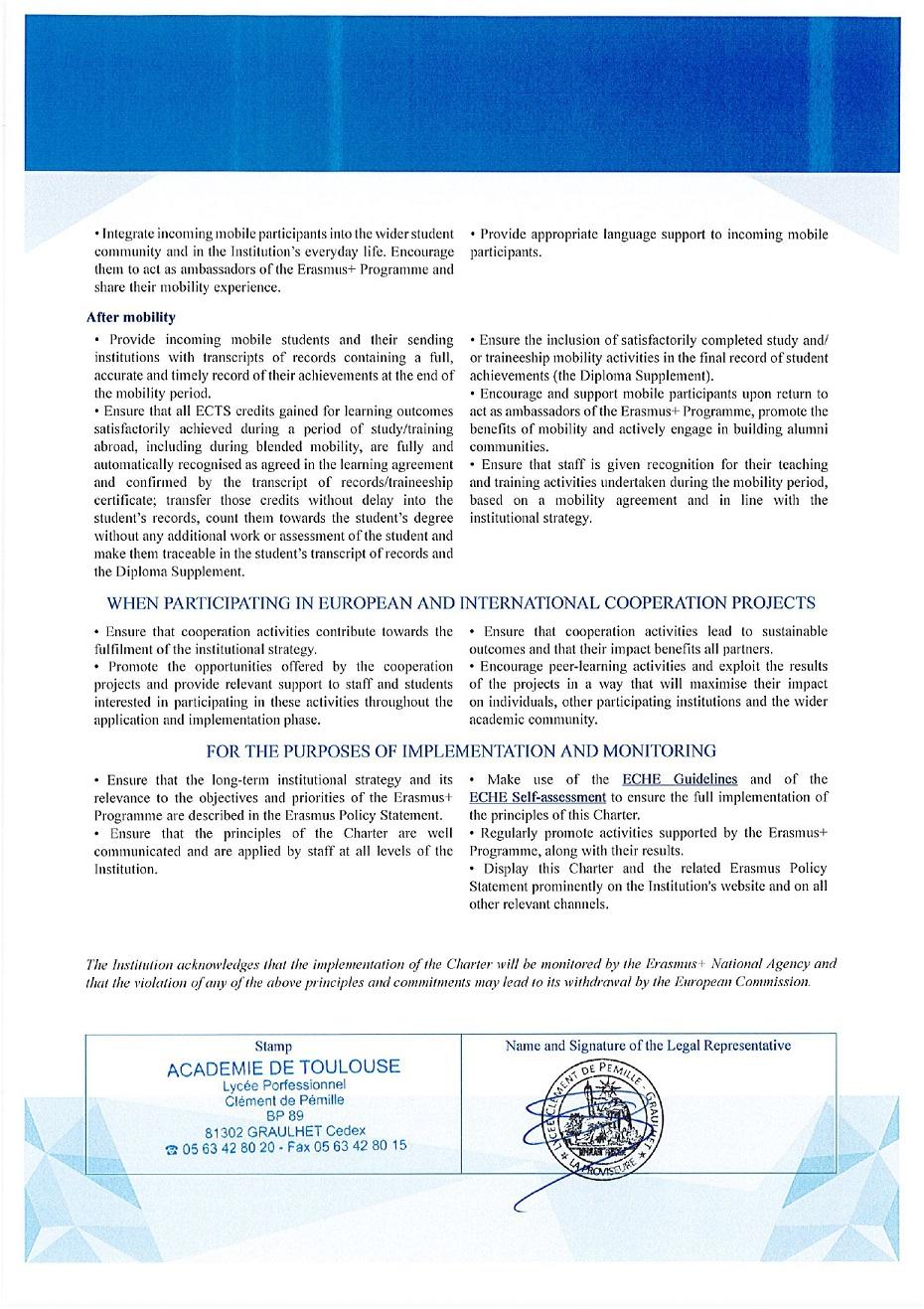 Charte ERASMUS+ 2021-2027 (Page 2)