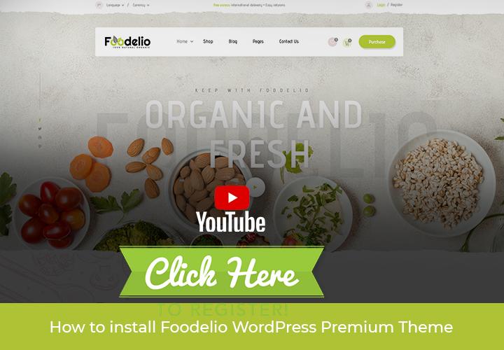 foodelio video
